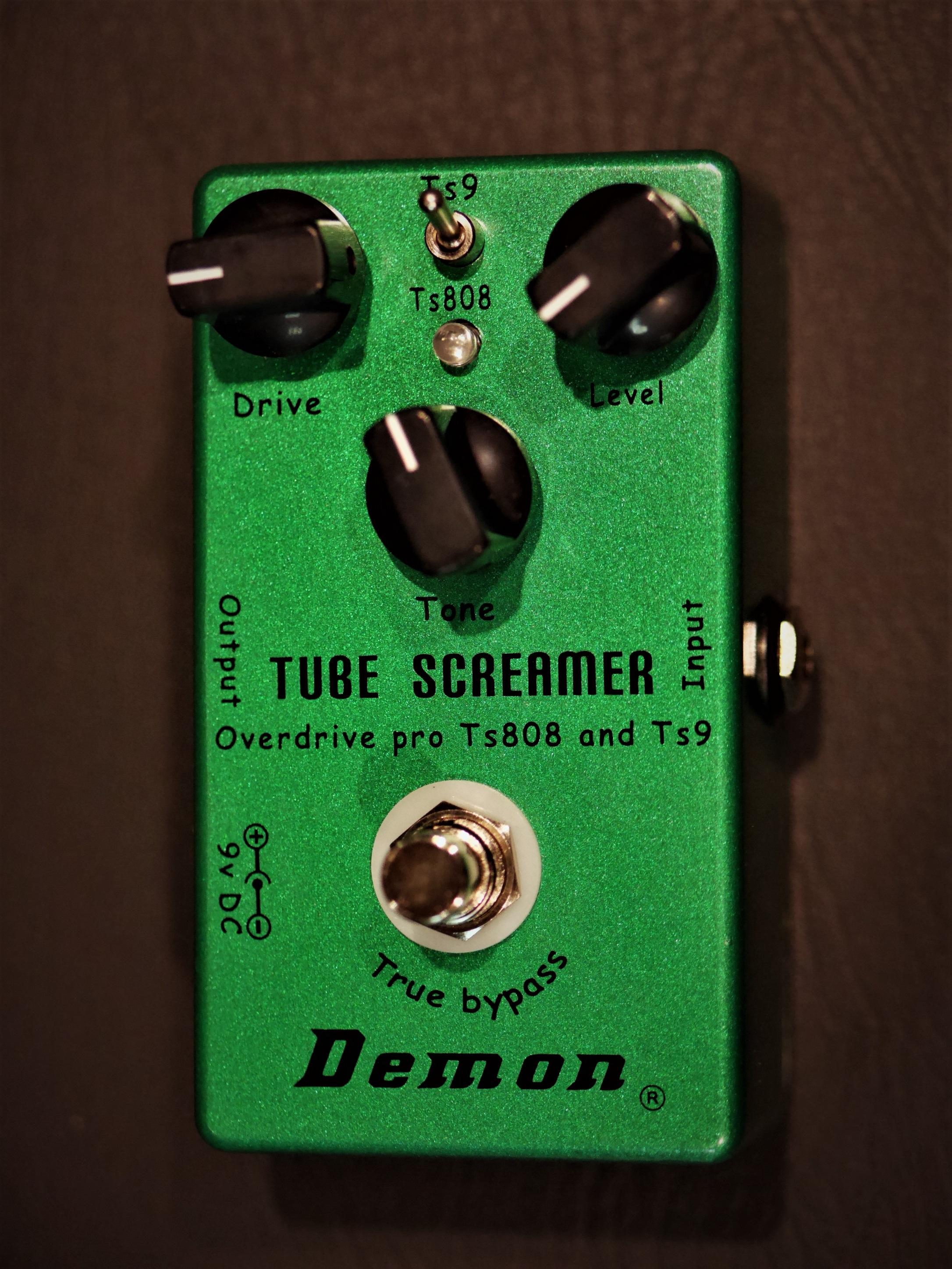 studio la boite a meuh - Demon tube screamer